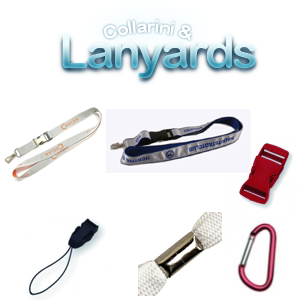 Collarini Lanyards